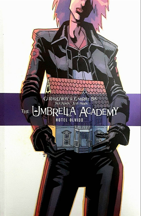 THE UMBRELLA ACADEMY HOTEL OLVIDO