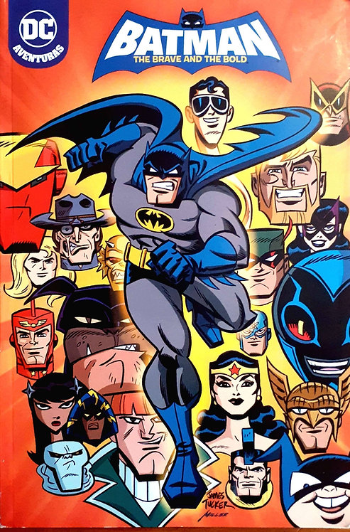 BATMAN THE BRAVE AND THE BOLD VOL.1
