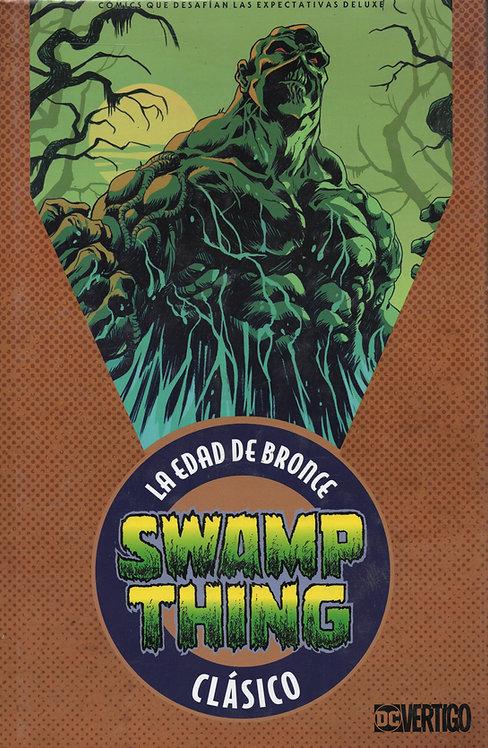 SWAMP THING VOL.1: LA EDAD DE BRONCE