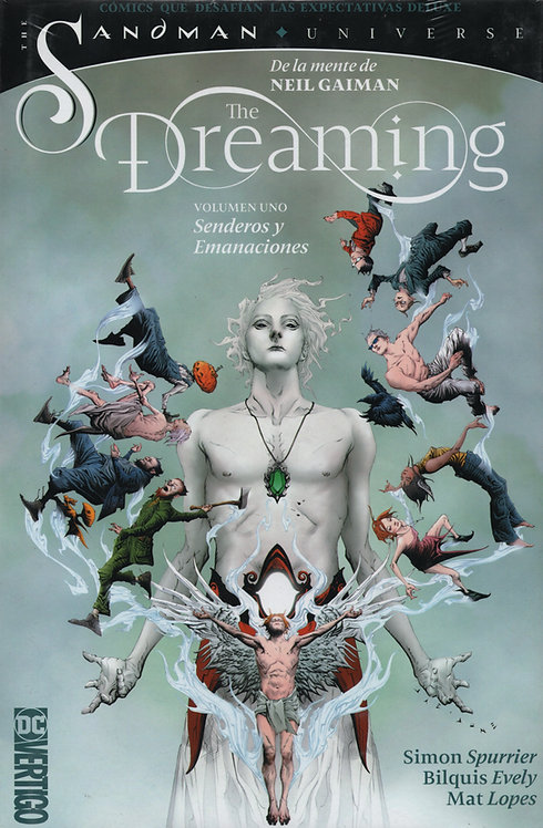 THE DREAMING VOL.1 SENDEROS Y EMANACIONES