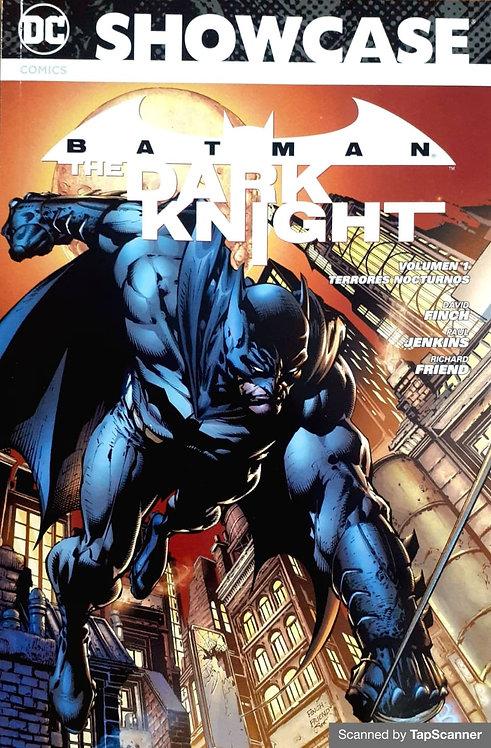 "BATMAN DARK NIGHT VOL. 1 ""TERRORES NOCTURNOS"""