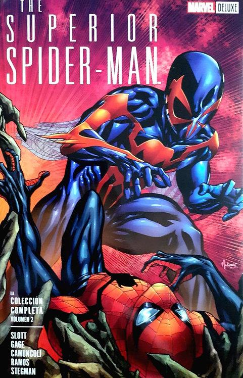 THE SUPERIOR SPIDER-MAN LA COLECCIÓN COMPLETA COL. 2