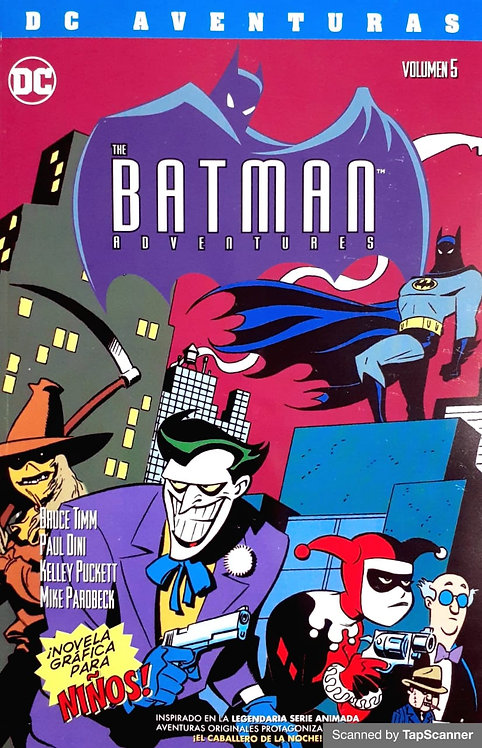 THE BATMAN ADVENTURES VOL.5