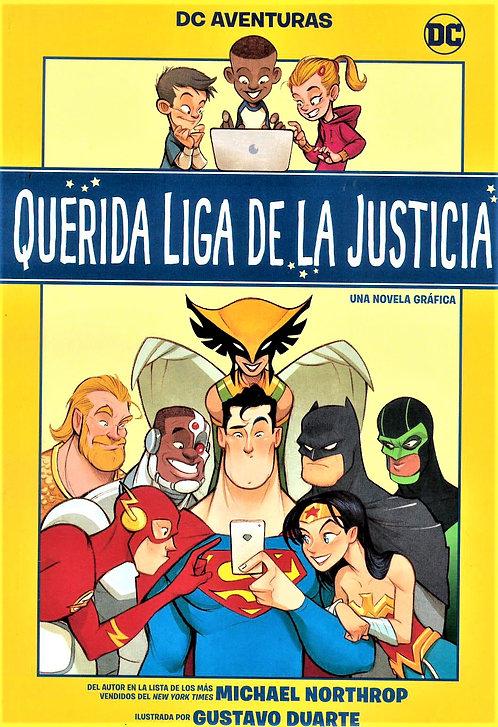 QUERIDA LIGA DE LA JUSTICIA
