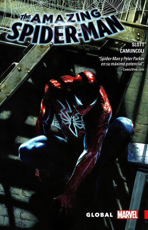 THE AMAZING SPIDER-MAN GLOBAL
