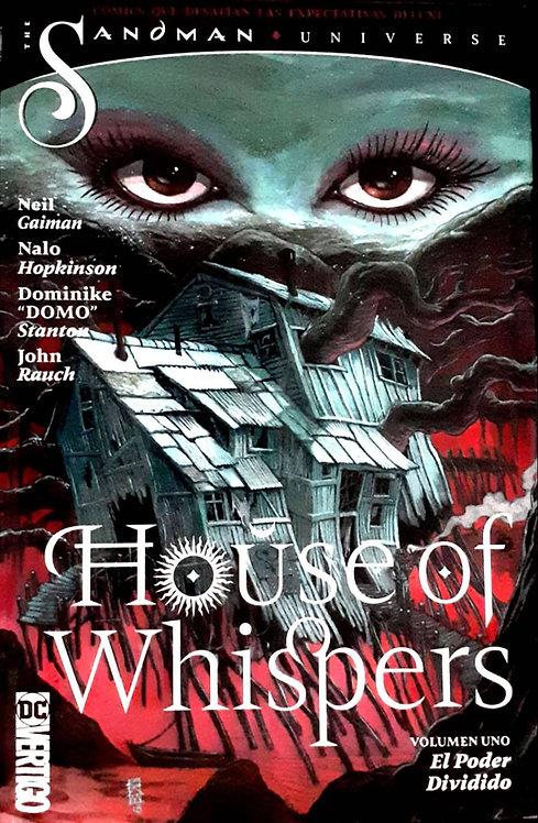 THE SANDMAN HOUSE OF WHISPERS
