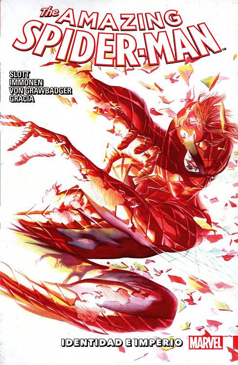 AMAZING SPIDER-MAN VOL. 6 IDENTIDAD E IMPERIO