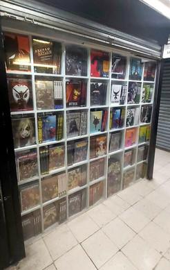 Tienda Smash Comics, Sucursal León, Local 10 Sotano