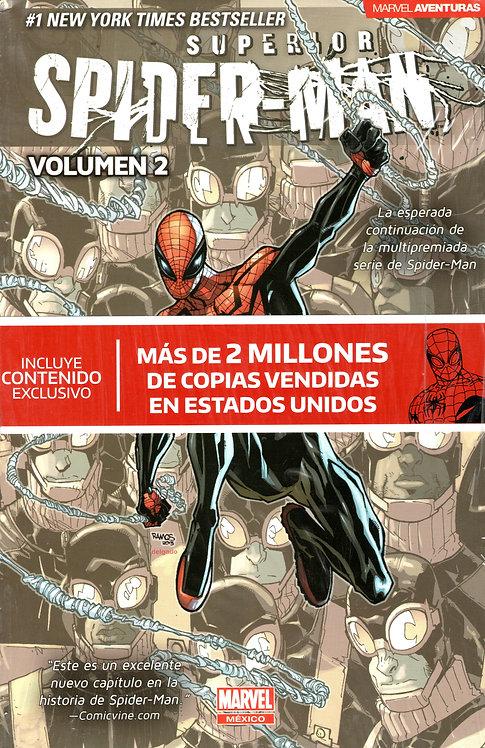 SUPERIOR SPIDER-MAN VOL.2