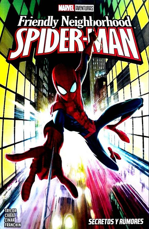 SPIDER-MAN SECRETOS Y RUMORES