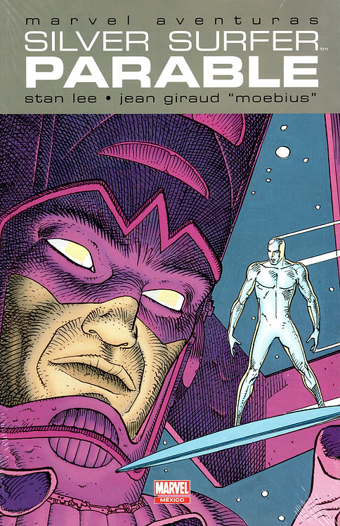 SILVER SURFER PARABLE
