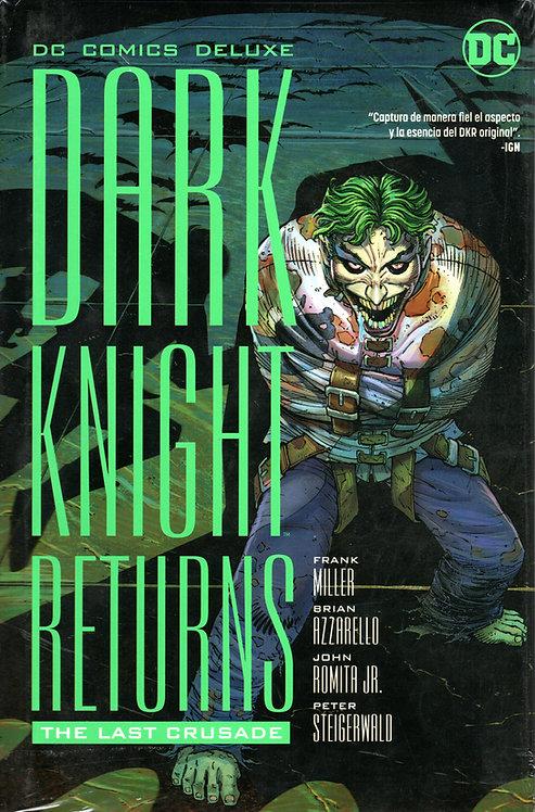 "DARK KNIGHT RETURNS ""THE LAST CRUSADE"""