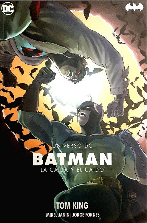 BATMAN LA CAÍDA Y EL CAÍDO
