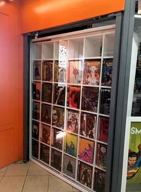 Tienda Smash Cómics Sucursal TECNOCENTRO Local D-27 3er Piso