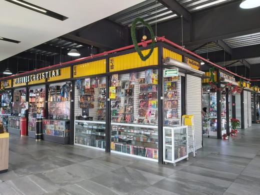 Tienda Smash Comics, Sucursal Bazar Pericoapa Locales MN1 y MN2 1er Piso