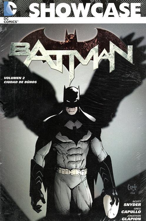 BATMAN VOL. 2 CIUDAD DE BUHOS