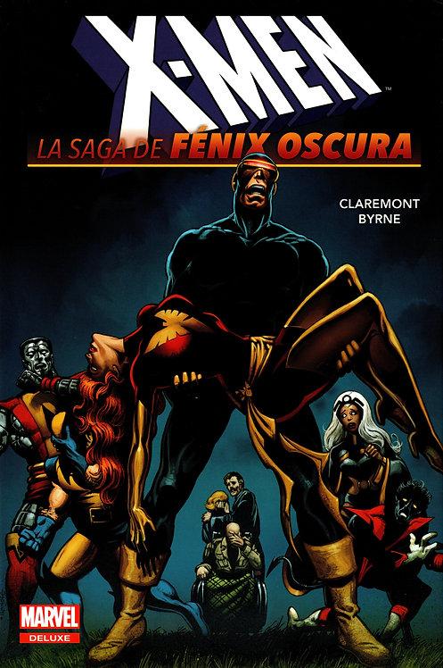 X-MEN LA SAGA DE FÉNIX OSCURA