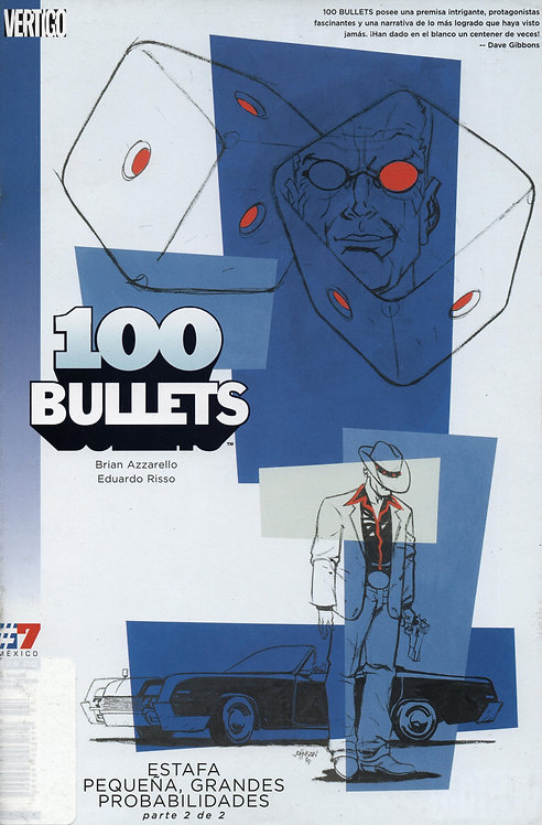 100 BULLETS PACK