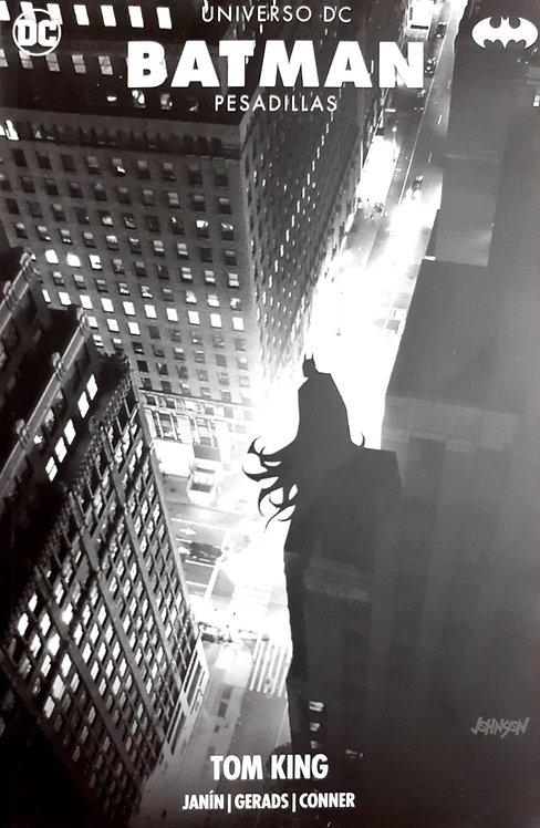 BATMAN PESADILLAS