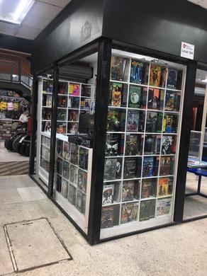 Tienda Smash Comics, Sucursal Veracruz, Local 184 Planta Baja