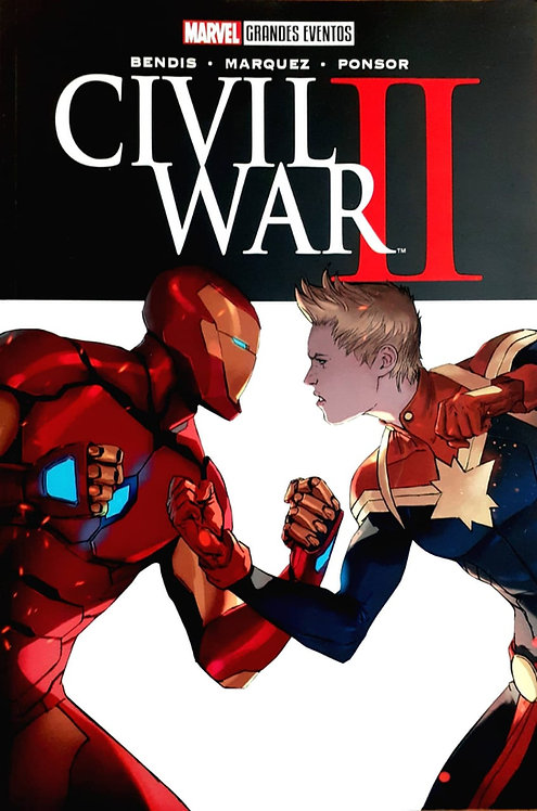 CIVIL WAR II MARVEL GRANDES EVENTOS