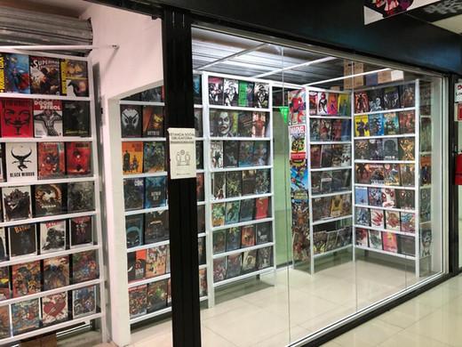 Tienda Smash Comics, Sucursal Monterrey, Local 516 y 517 Piso 2