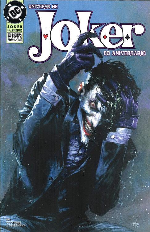JOKER 80 ANIVERSARIO
