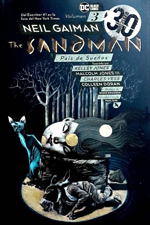 THE SANDMAN 30 ANIVERSARIO VOL.3