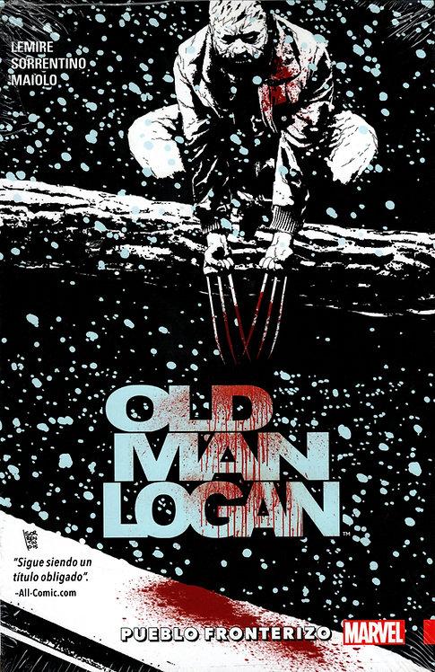 OLD MAN LOGAN VOL.2 PUEBLO FRONTERIZO
