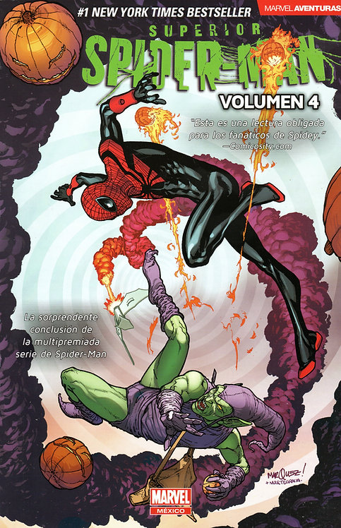 SUPERIOR SPIDER-MAN VOL.4