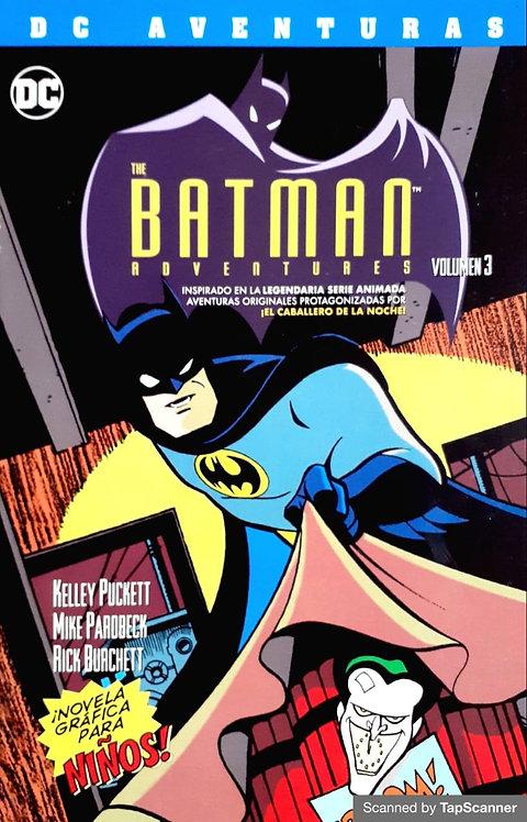 THE BATMAN ADVENTURES VOL.3