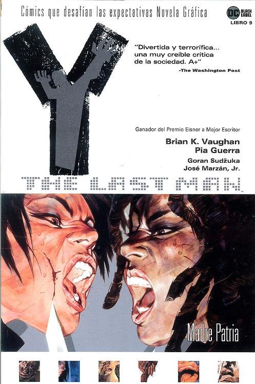 Y THE LAST MAN: MADRE PATRIA