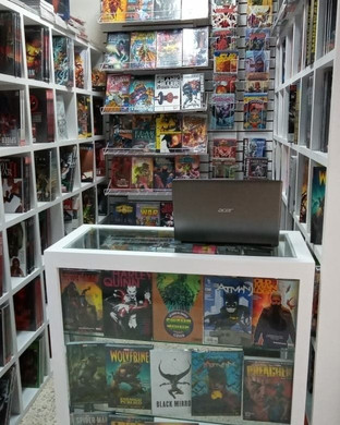 Tienda Smash Comics, Sucursal Puebla Local 451 1er Piso