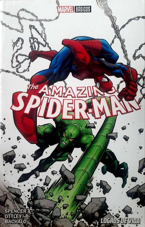 THE AMAZING SPIDER-MAN LOGROS DE VIDA