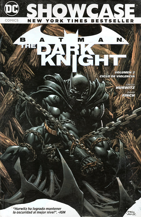 BATMAN THE DARK NIGHT VOL. 2