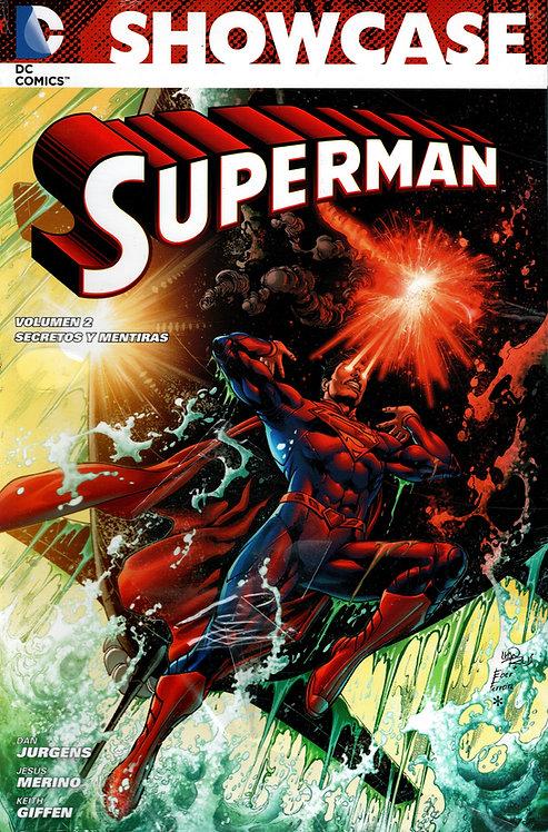 SUPERMAN VOL. 2 SECRETOS Y MENTIRAS
