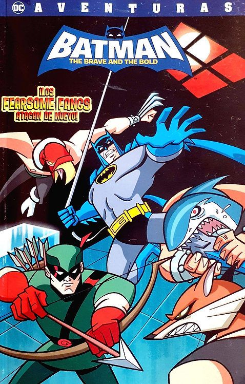 BATMAN THE BRAVE AND THE BOLD VOL.11