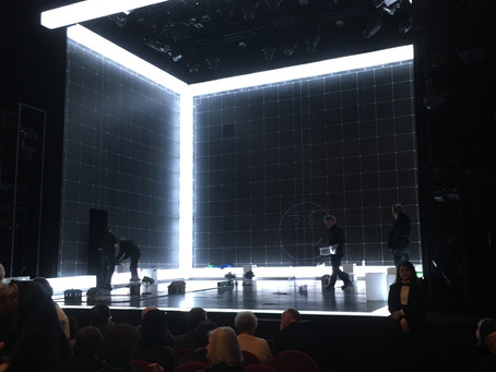 Curious Incident of an Uncomfortable Audience