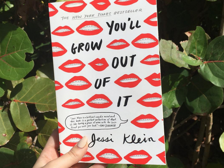 BOOK REVIEW: You'll Grow Out of It by Jessi Klein