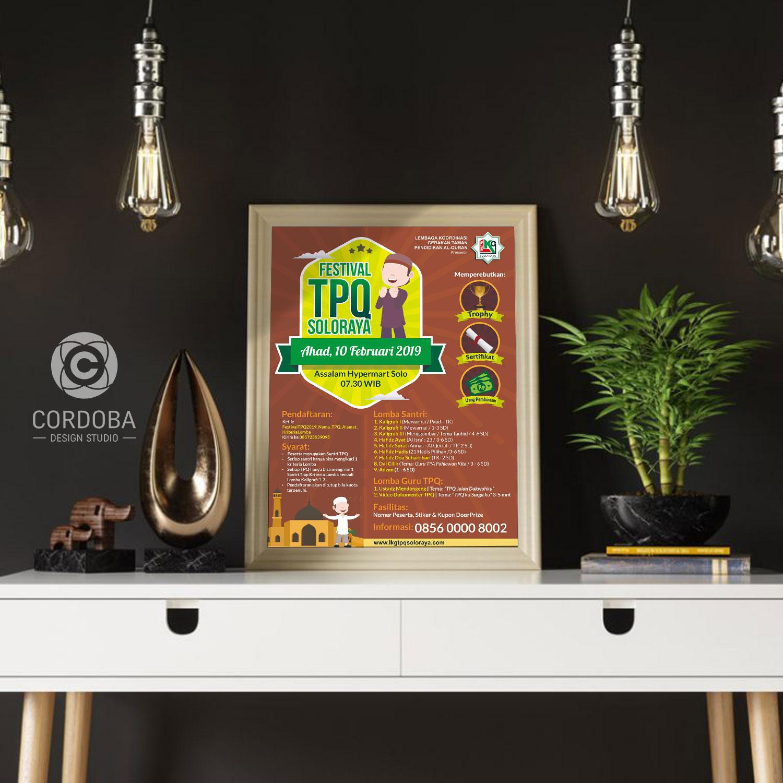 Poster Cordoba