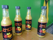 Island Fire Pepper Sauce