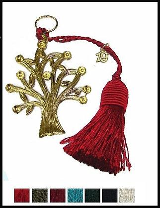 Γούρι Δέντρο Ζωής Και Φούντα