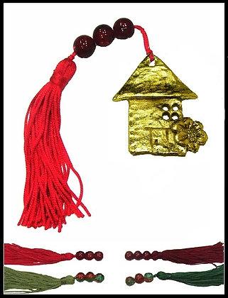 Γούρι Σπίτι Και Φούντα
