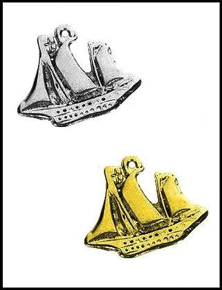 Καράβι Μεταλλικό 3,5cm x 4cm