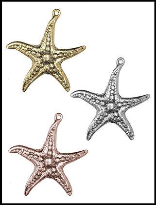 Αστερίας Μεταλλικός 5cm x 4cm