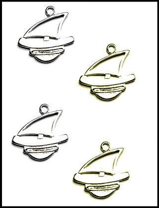 Καράβι Μεταλλικό 3,5cm x 3,5cm