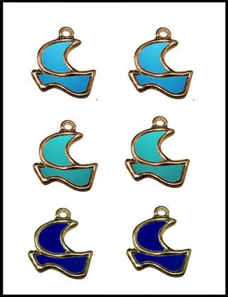 Καράβι Μεταλλικό 3.5cm x 3.5cm