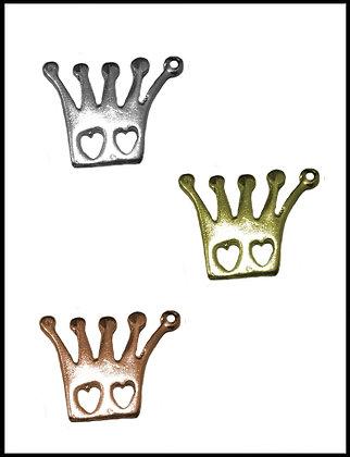 Κορώνα Μεταλλική 2,5cm x 2cm