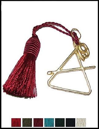 Γούρι Τρίγωνο Και Φούντα