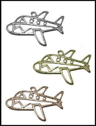 Αεροπλανάκι Μεταλλικό 3cm x 4.5cm